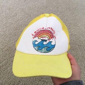 Billabong Girls Trucker Hat